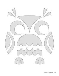 Jack Nightmare Before Christmas Pumpkin Carving Pattern by Best 25 Owl Pumpkin Stencil Ideas On Pinterest Owl Pumpkin