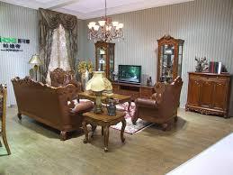 Living Room Wood Furniture