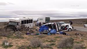 1 Killed, More Than 2 Dozen Injured After Tour Bus En Route To Las ... Trophy Truck Archives My Life At Speed Baker California Wreck 727 Youtube Lost Boy Memoirs Adventure Travel And Ss Off Road Magazine January 2017 By Issuu The Juggernaut Does Plaster City Mojave Desert Offroad Race Crash 3658 Million Settlement Broken Fire Truck Stock Photos Images Alamy Car On Landscape Semi Carrying Pigs Rolls In Gorge St George News Head Collision Kills One On Hwy 18