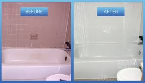 Tub Refinishing Miami Fl by Before U0026 After Gallery Miami Bathtubs