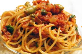 pates a la puttanesca une autre recette italienne qui est facile et chaude