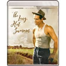 The Long Hot Summer Blu Ray Twilight Time 1958 Color 235 Widescreen 117 Min Street Date August 14 2017 Available From
