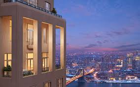 100 Sky House Nyc STATURE IN THE SKY In NYC PENTHOUSE RESIDENCE LOGGIA Duplex