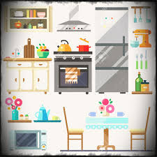 Kitchen Clipart Print Clip Art Picture Clipartme Baking Restaurant China Cps