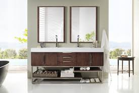 72 Inch Double Sink Bathroom Vanity by 72 Inch Double Sink Bathroom Vanity Coffee Oak Finish With