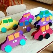 Preschool Transportation Crafts For Kids 1 More