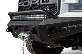 2017-2018 Ford Raptor HoneyBadger Winch Front Bumper - F117382860103 ...