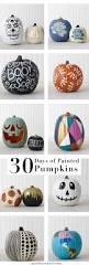 Fake Carvable Plastic Pumpkins by Get Inspired By Handmade Pumpkin Designs By Martha Stewart