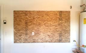 garage storage wall system diy done right