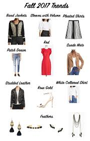 Todays Everyday Fashion Fall 2017 Trends Js