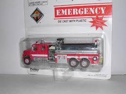 100 Boley Fire Trucks International Crew CAB Truck Tanker T5 HO 187 Item 4026