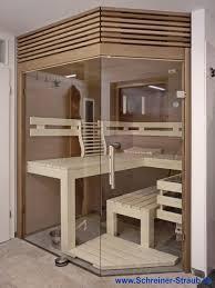kleine badezimmer sauna mit eckeinstieg diy sauna