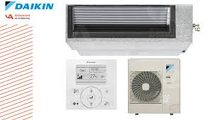 daikin 12 5kw inverter cycle r32 ducted 3 phase fdyan125a cy