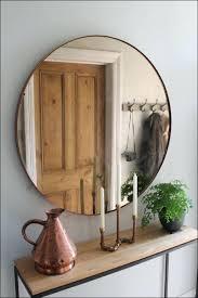 Furniture Fabulous Pottery Barn Multipanel Mirror Round Mid