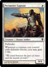 defender control magic the gathering