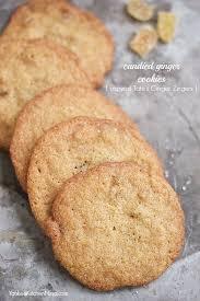 Cracker Barrel Pumpkin Custard Ginger Snaps Nutrition by Candied Ginger Cookies Copycat Tate U0027s Ginger Zingers Recipe