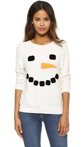 wildfox frosty face baggy beach jumper shopbop