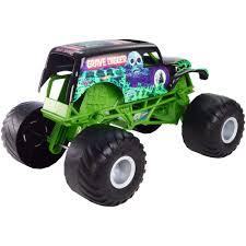 100 Monster Truck Grave Digger Videos Hot Wheels Jam Giant Vehicle Walmartcom