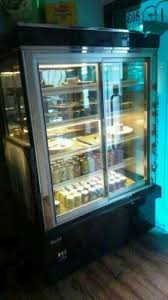 Cake Display Drinks Chiller Or Fridge