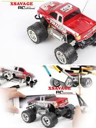 Rc Car 4Ch Bigfoot Car High Speed Racing Car Remote Control Car ...