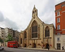 100 Kensington Church London Holy Trinity South Mapionet