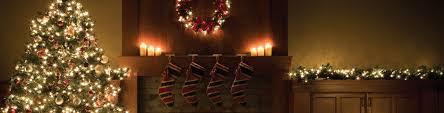 7 Douglas Fir Artificial Christmas Tree by 7 U0027 To 7 5 U0027 Artificial Pre Lit Christmas Trees