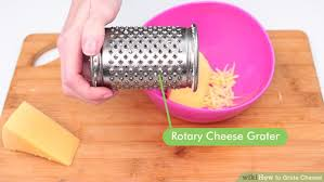 Image Titled Grate Cheese Step 11