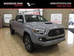 New 2018 Toyota Tacoma TRD Sport 4 Door Pickup In Sherwood Park ... New 2018 Toyota Tacoma Trd Sport Double Cab 5 Bed V6 4x2 Automatic 2019 Upgrade 4 Door Pickup In Kelowna Preowned 2017 Crew Highlands Sr5 Vs 2015 4x4 Reader Review Product 36 Front Windshield Banner Decal Truck Off Chilliwack 2016 Used 4wd Lb At Feature Focus How To Use Clutch Start Cancel The I Tuned Suspension Nav