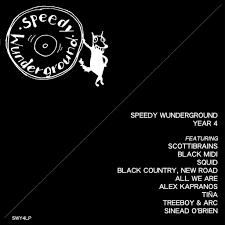 100 Wundergrond Various Artists Speedy Wunderground Year 4