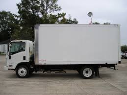 100 16 Ft Box Truck New 2018 Isuzu NPR With Ft Dry Van Body GAS For Sale At