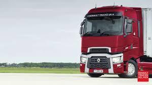 100 High Trucks Renault Range T RHD YouTube