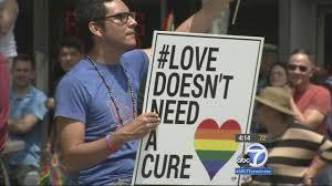 Santa Monica Halloween Parade Street Closures by La Pride Parade Draws Big Crowds To West Hollywood Abc7 Com