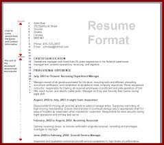 Personal Details Resume Examples