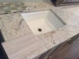 kohler archer undercounter bathroom sink with overflow drain in