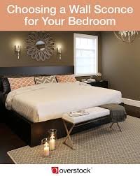 4 best wall sconce styles for your bedroom overstock