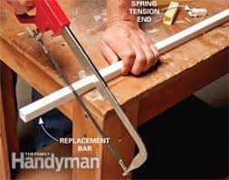 how to replace a towel bar family handyman