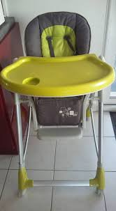 chaise haute comptine chaise haute chloé comptine avis