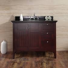Wayfair Bathroom Vanity Accessories by 18 Inch Deep Bathroom Vanity Wayfair