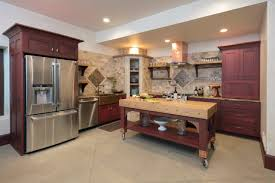 Kitchen Color Ideas With Cherry Cabinets What Color Flooring Goes With Cherry Cabinets 50 Floor