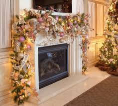 Christmas Tree Bead Garland Uk by 20 Amazing Ways To Spread Pink Christmas Decor Throughout Your Home