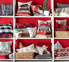 Pottery Barn Decorative Pillow Inserts by Buffalo Check Plaid Pillow Cover Pottery Barn