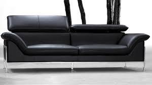 canape cuir 2 places canapé 2 places design pour salon confortable shawn mobilier moss