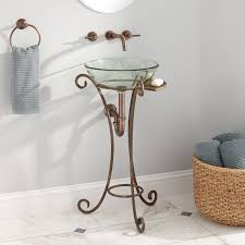 Glenside Wrought Iron Sink Stand