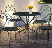 table et chaises de jardin fer forgé achat vente table et