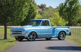 1968 Chevrolet C10   Premier Auction 1968 Chevrolet Pickup For Sale Classiccarscom Cc1087923 Chevy Truck Has Remained In The Family Classic C10 Streetside Classics Nations Trusted W236 Kissimmee 2012 12ton Connors Motorcar Company Ck Sale Near Cadillac Michigan 49601 Tbar Trucks Barn Find Chevy Stepside 136310 Rk Motors Cars Shdown Auto Sales Drive Your Dream F106 Indy 2016 Gm Heritage Center Archive Trucks