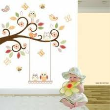 Owl Bedroom Wall Stickers by Fine Decor Forest Friends Stickers Neutral Forest Friends And
