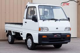 100 Subaru With Truck Bed 1993 Sambar KS4 4WD Kei