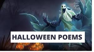 Twas The Night Before Halloween Poem by 100 Halloween Poems Halloween Poems Funny Bootsforcheaper