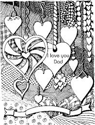 Adult Coloring Pages Fathers Day