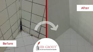 do you mold and mildew in your shower see how a tile grout